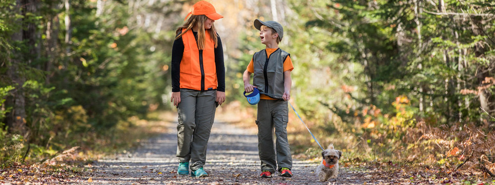 Insect Repelling Apparel for Kids