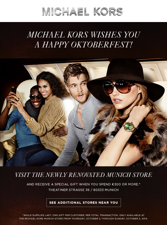 Michael Kors Email - Germany