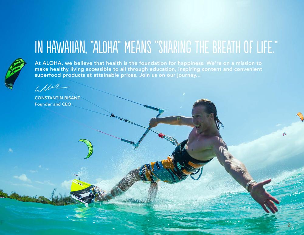 Aloha Brand Guide