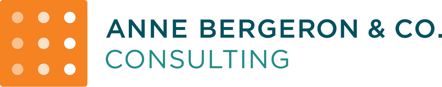 Blog — ANNE BERGERON & CO  CONSULTING