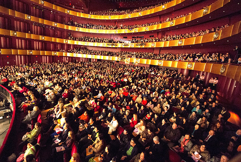 Photo Credit: Shen Yun Symphony Orchestra at Lincoln Center in New York, 2013