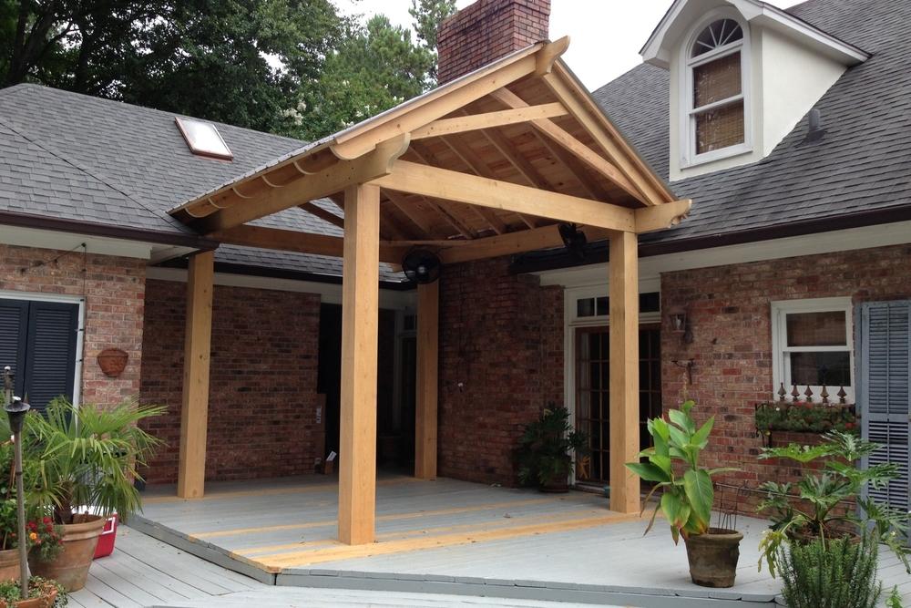 Evans' Porch