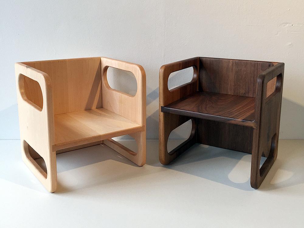 Delicieux Ella Adams Kidsu0027 Table And Cube Chair Set