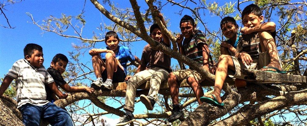 Restoring childhoods, Raising leaders    Get involved