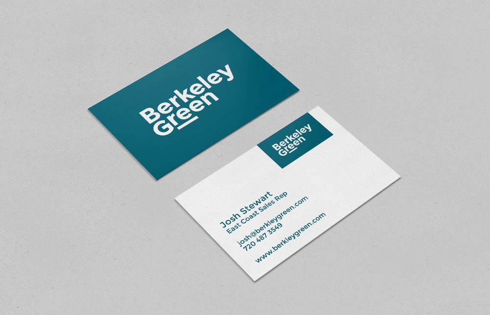 Berkeley Green Brand Refresh — BARTLETT creative