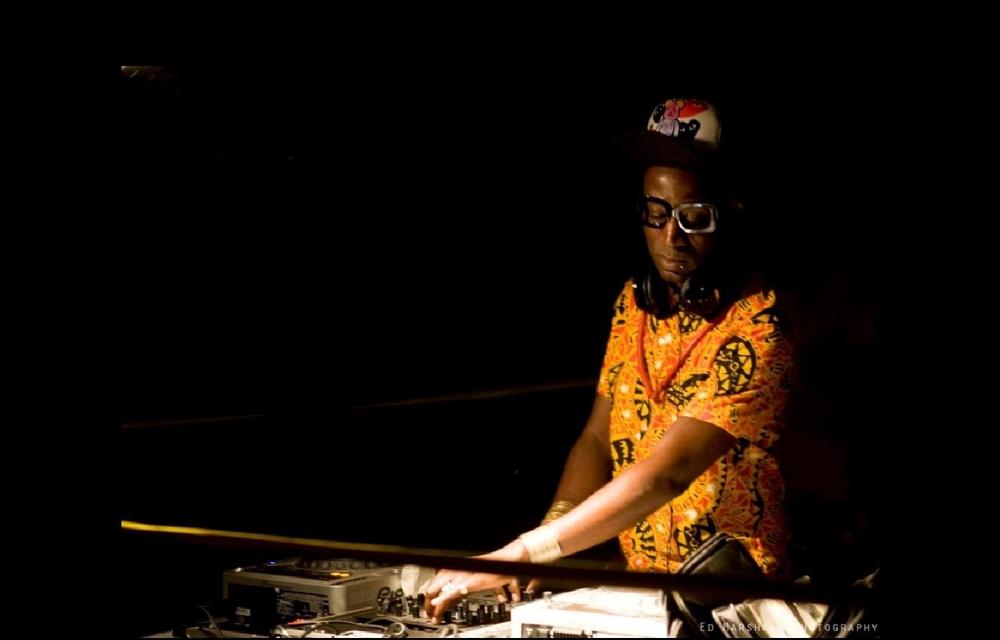 DJ Manchildblack