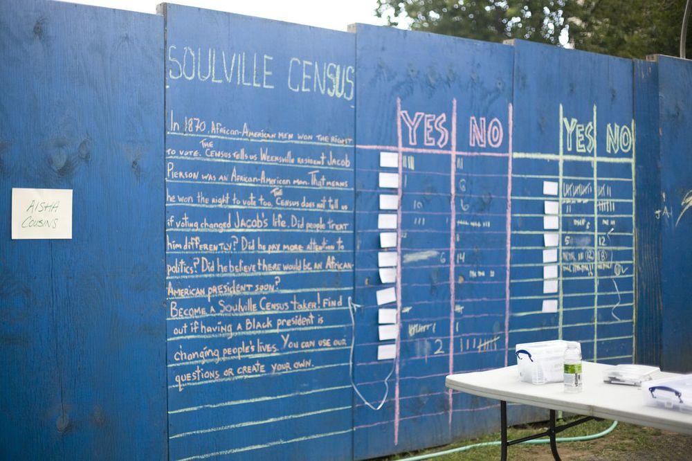 Aisha Cousins' Soulville Census