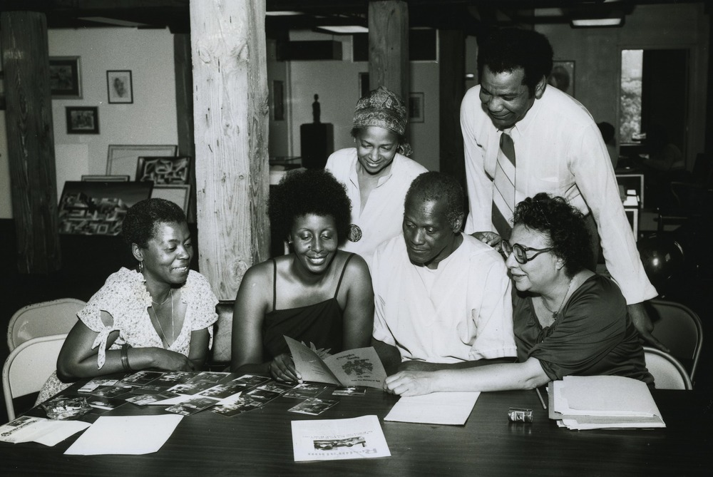 Weeksville Genealogy Workshop, 1980.
