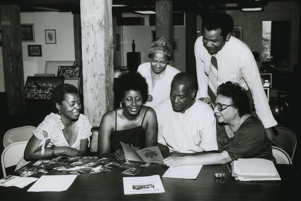 Weeksville Genealogy Workshop, 1980.