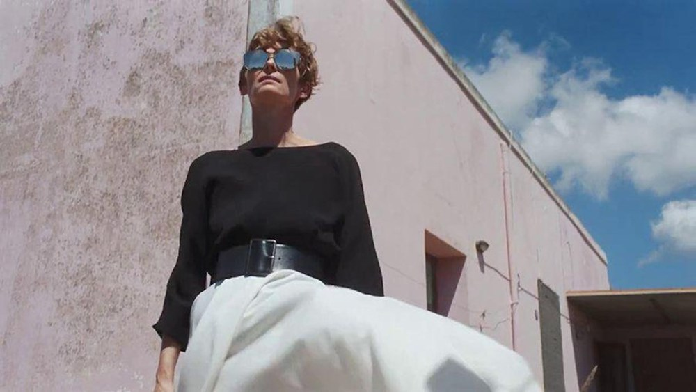 Tilda Swinton, A Bigger Splash
