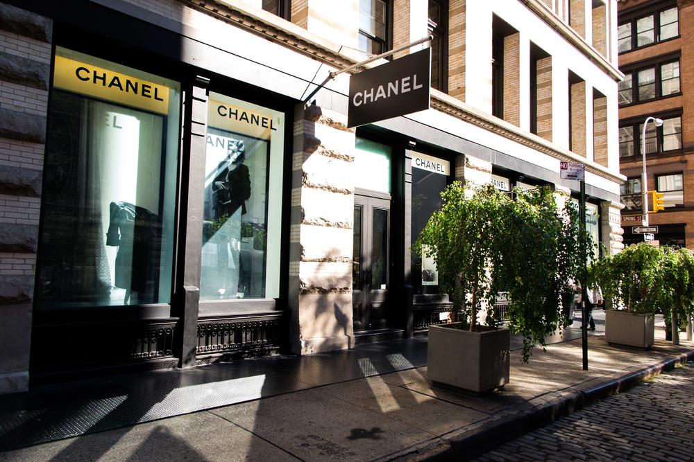 Chanel Store, SoHo