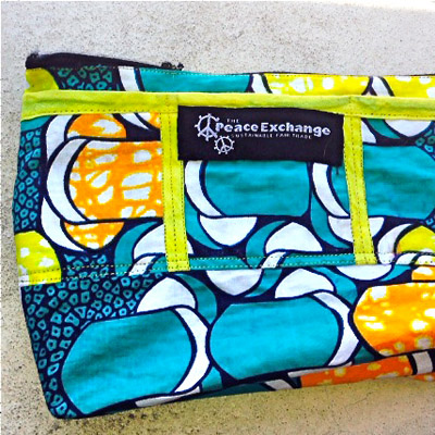 MAKE-UP BAG - $10 Handmade in stackable sizes. Small, medium, and large make-up bags are designed with your travel needs in mind. Each bag comes with a top zipper and bottom flare for maximum use.  $20 for a set – we can't keep these in stock! SUGGESTED RETAIL:  $20