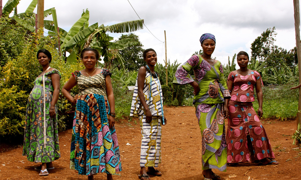 Meet our Artisans    THE WOMEN