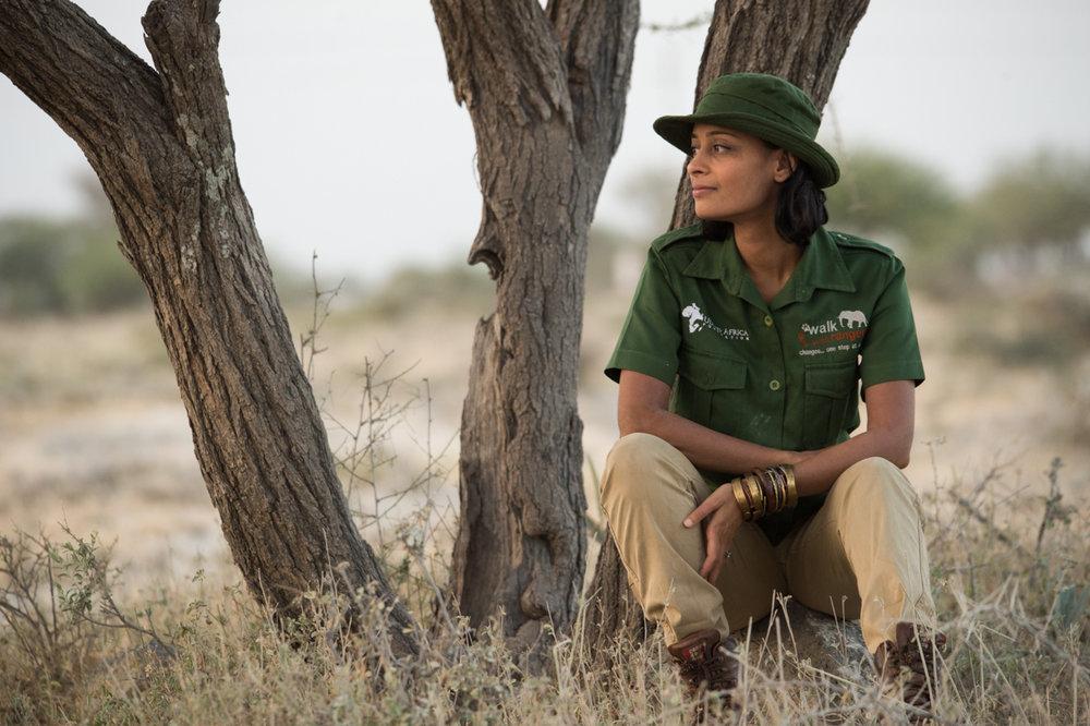 Walk with Rangers - Raabia Hawa's Journey