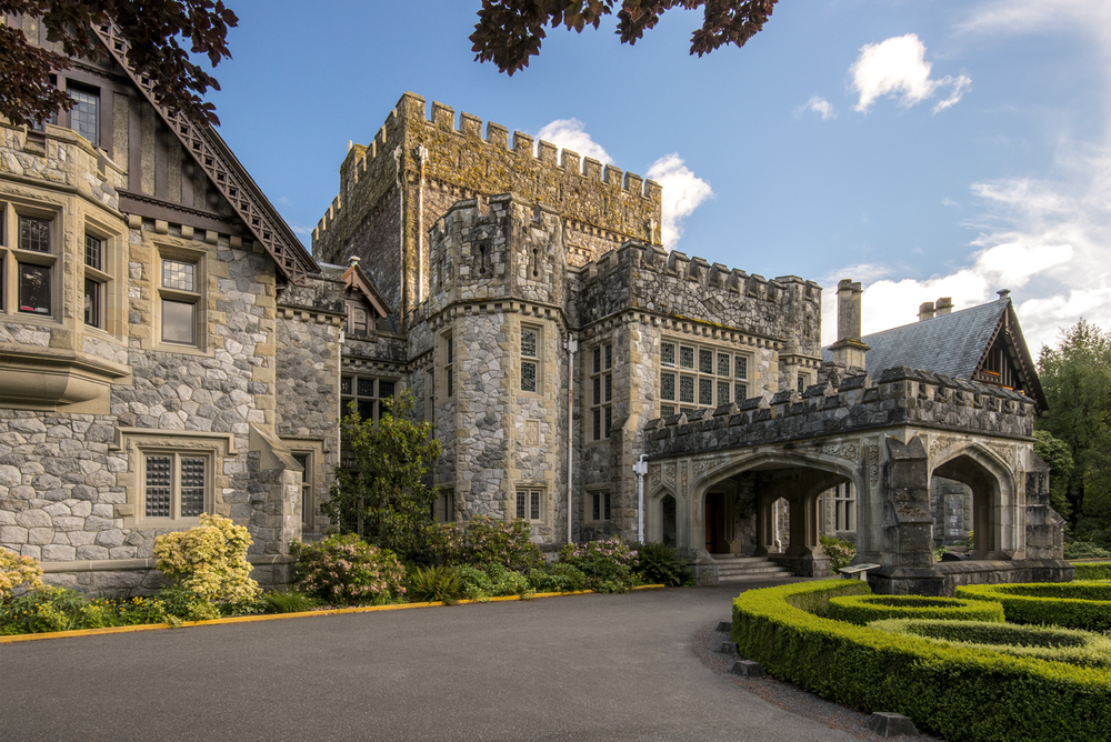 Hatley Castle, Royal Roads University - Victoria