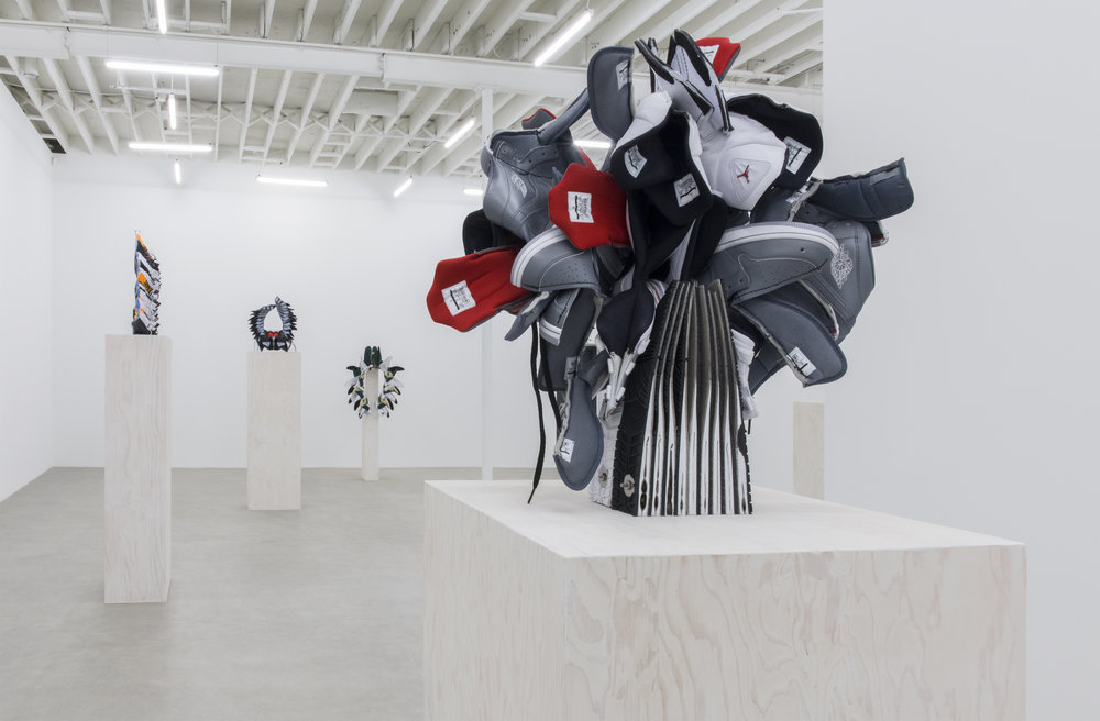 Brian Jungen, Catriona Jeffries Gallery