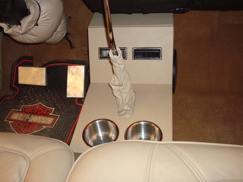 1951 Chevy - Custom Console with Speakers