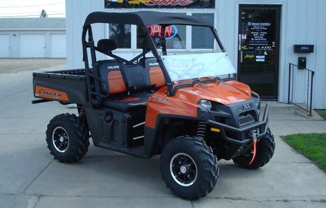 2010 Polaris Ranger