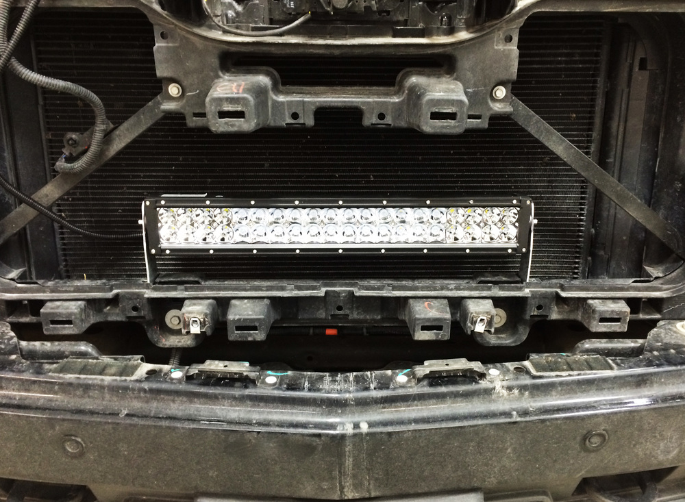 "2015 Chevy Silverado - 22"" Ultra Series Combo LED Light Bar"