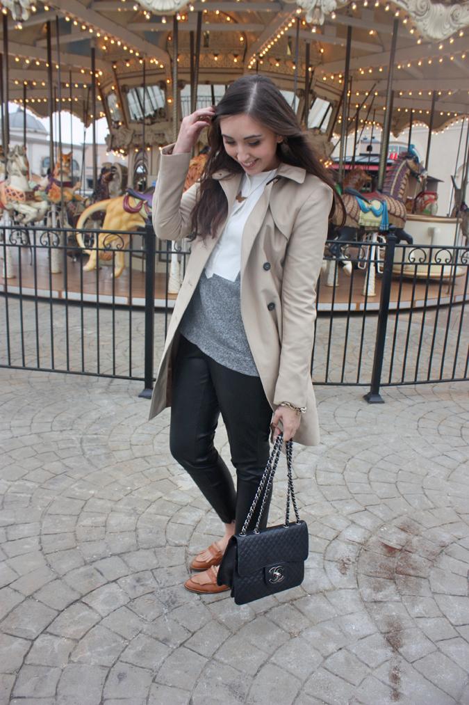 jcrew-sweater-zara-leather-pants-trench