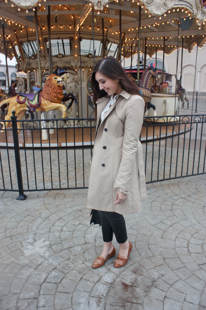 zara-trench-leather-leggings