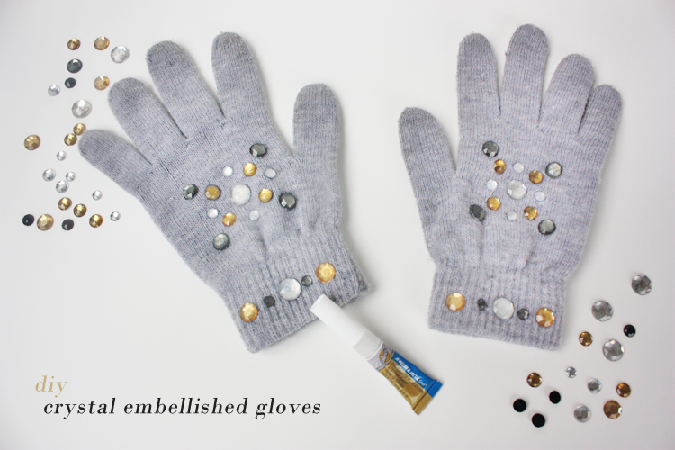 diy-crystal-embellished-gloves