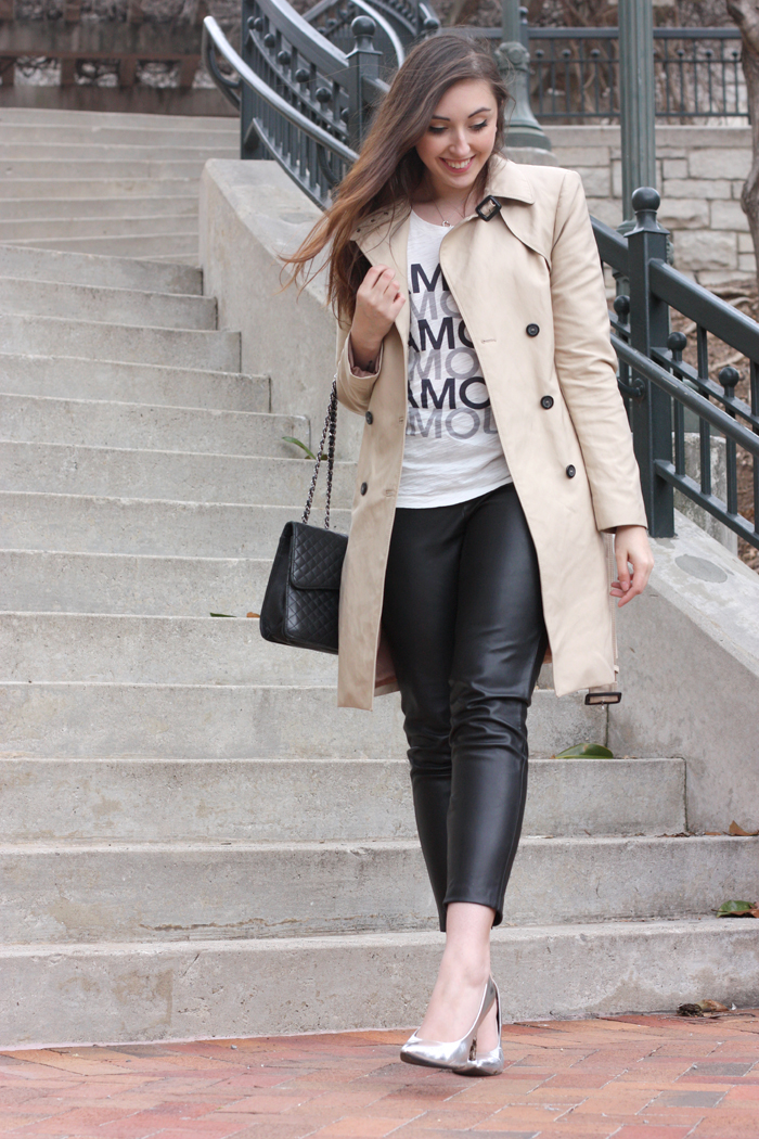 j.crew-amour-tee-zara-leather-pants-trench-coat