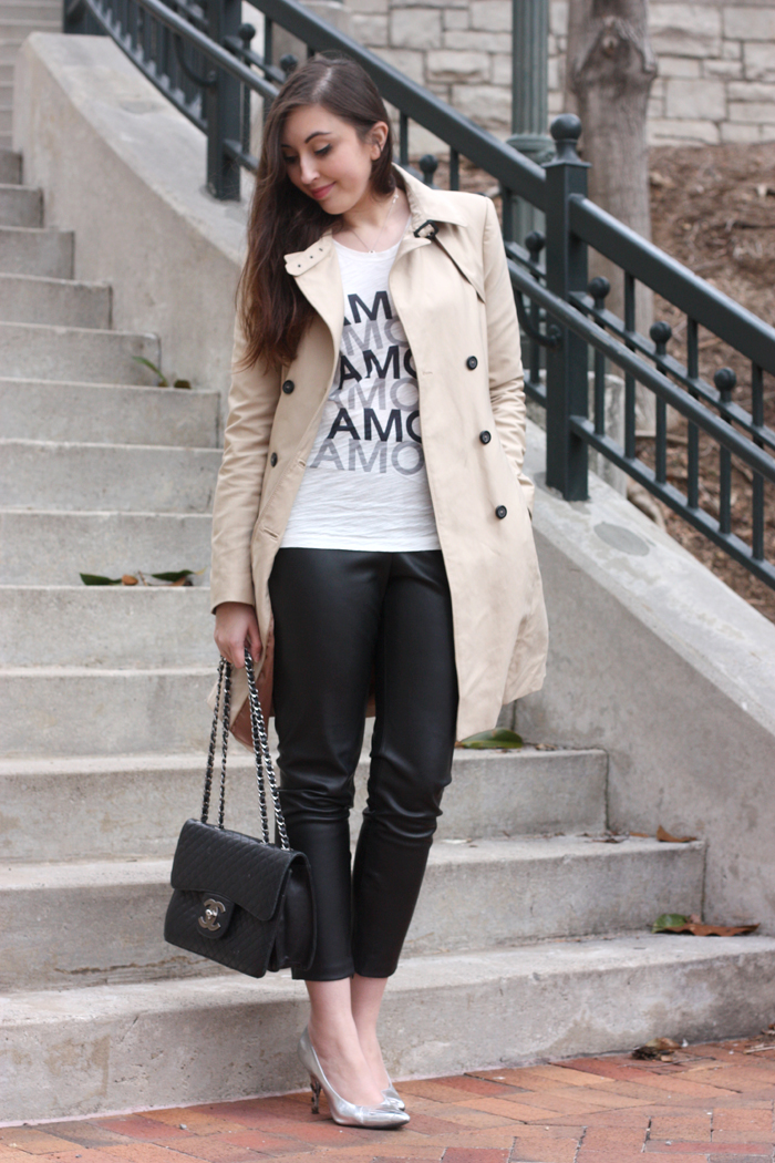 zara-trench-j.crew-amour-tee-chanel