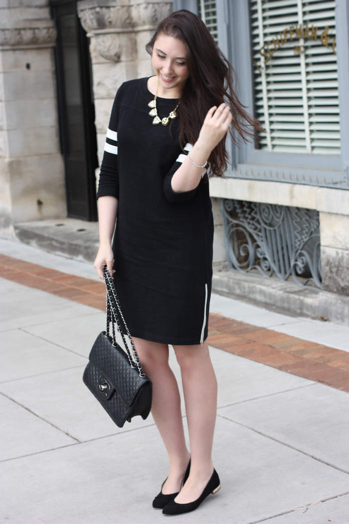 j.crew-varsity-dress-kiki-ballet-flats-chanel