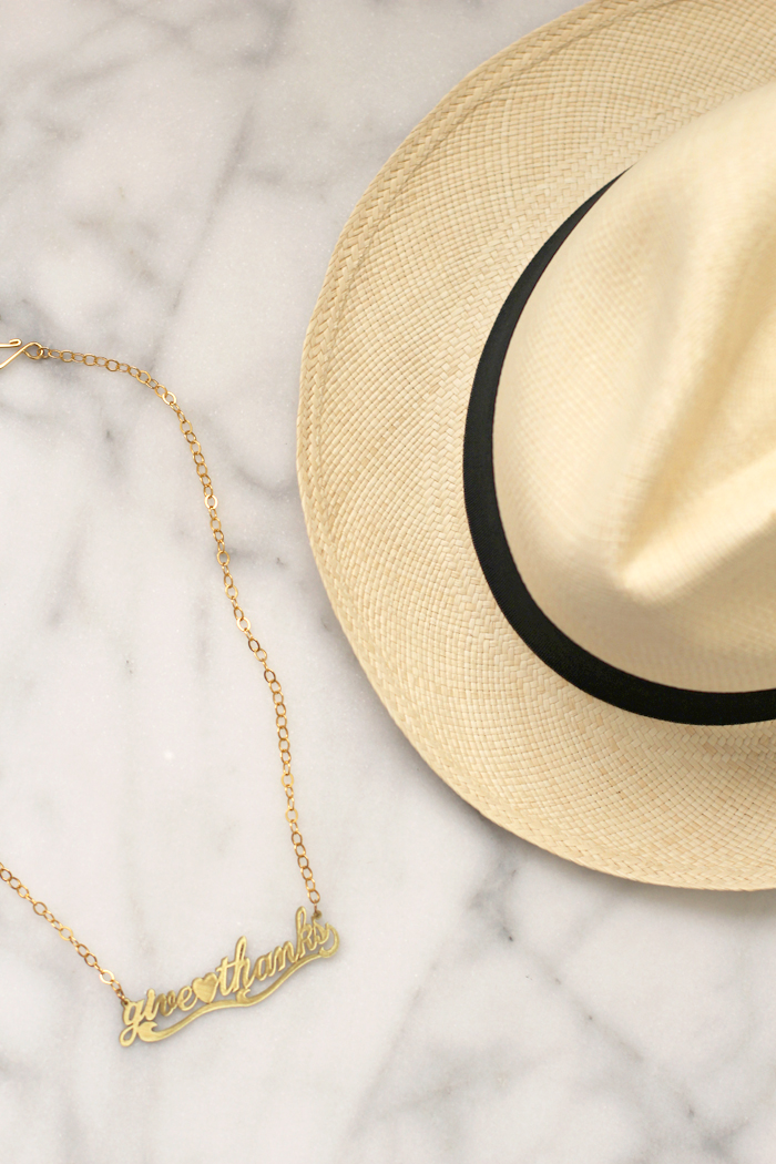 little-lambs-eat-ivy-give-thanks-necklace-j.crew-panama-hat