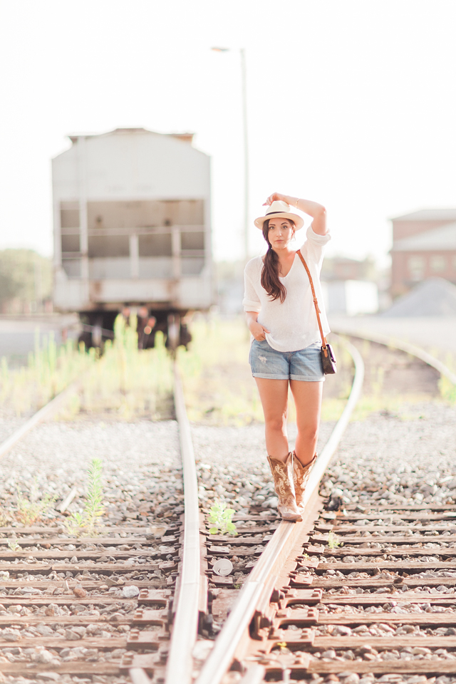 summer-style-sleepy-fox-photography-j.crew-panama-hat-boyfriend-denim-shorts