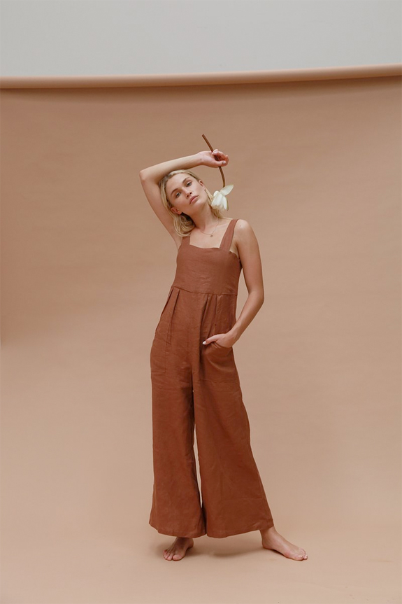 Color Story: Rust.  - SF Girl By Bay