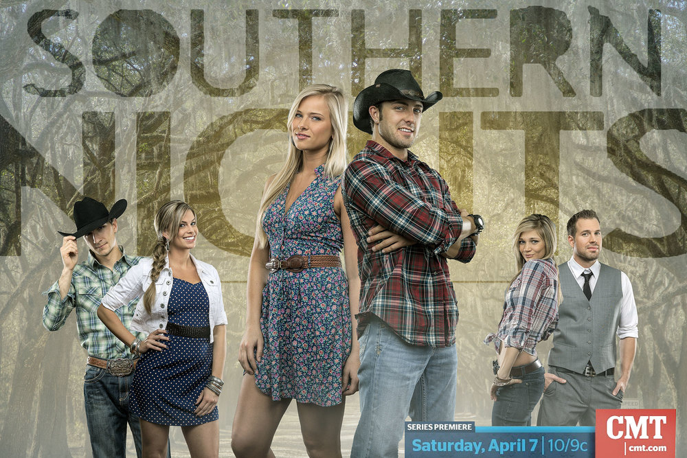 CMT - Southern Nights Television Show