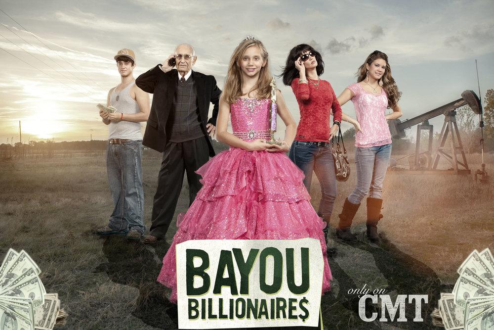 CMT - Bayou Billionaires Television Show