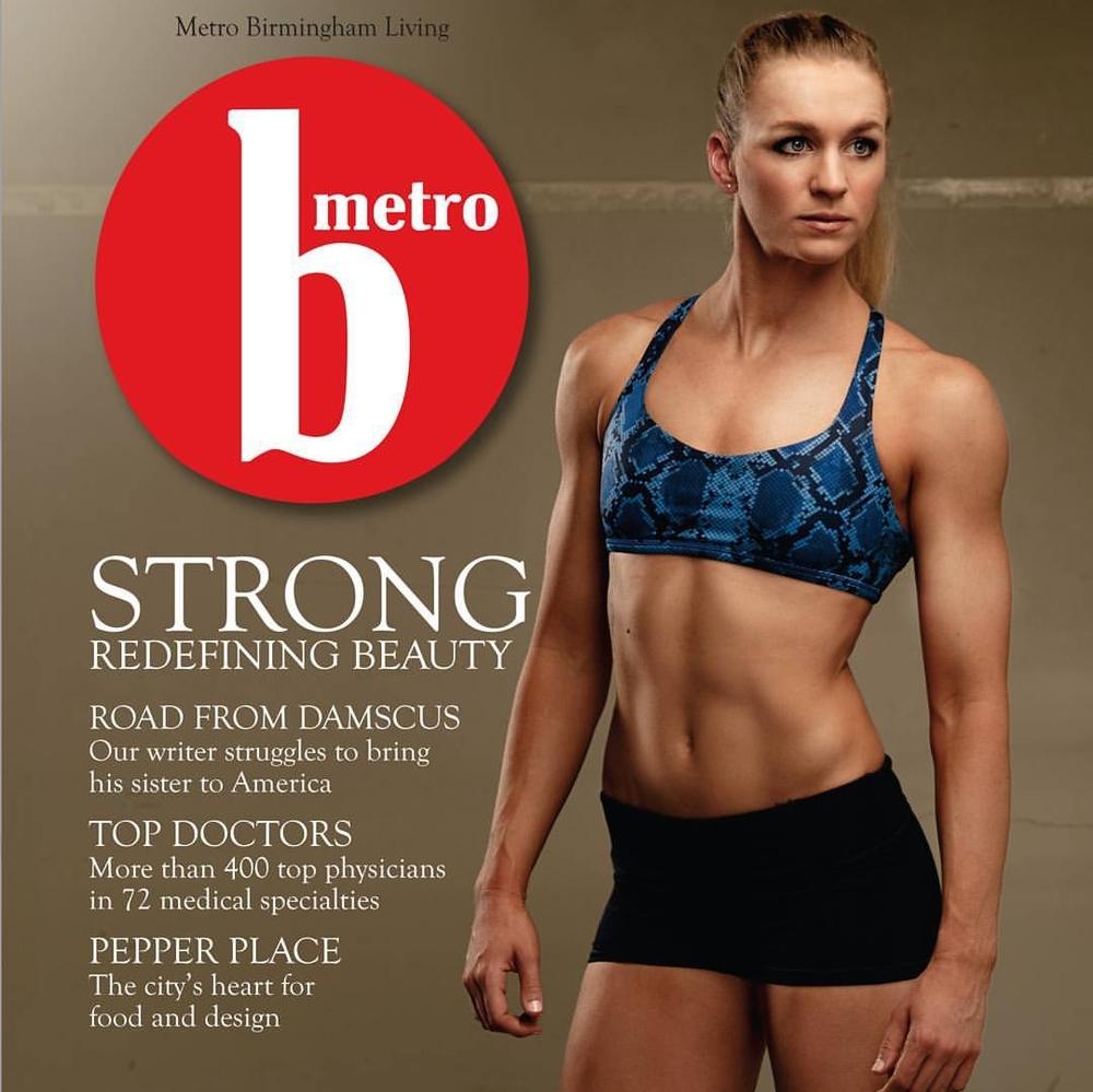 Christina Myers Bham Metro