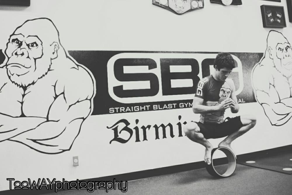 Ben England: Mixed Martial Artist