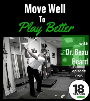 Dr. Beau Beard - 18 Strong Podcast