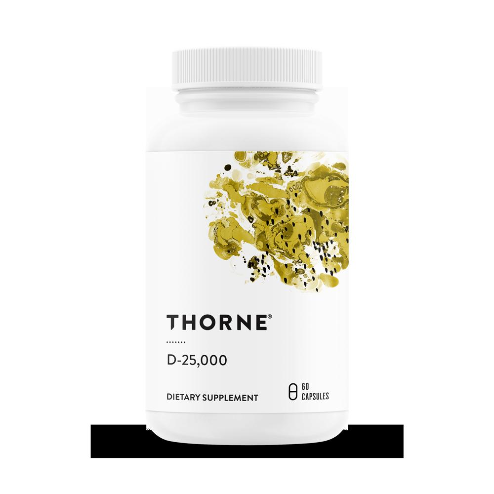 Vitamin D-25,000