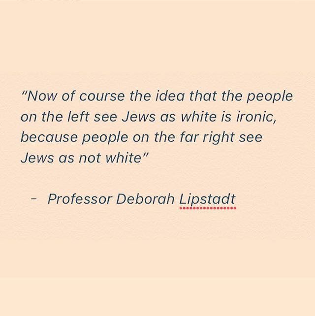The persistent claim that Jewish women have nothing to kvetch about isn't quite what I hoped the #WomensMarch discussion would lead to. - Unknown facts about Jews many are unaware of because of antisemetic stereotypes: -  1 out of 3 holocaust survivors live in poverty -  1 out of 5 Jews in New York (largest population outside Israel) live in poverty - One Jewish woman's struggle with ignored antisemitism on IG: https://www.theatlantic.com/technology/archive/2018/10/instagram-ignored-crazyjewishmom-harassment/574450/ - Israeli passport holders are not allowed into 15 countries. Obviously this largely targets Jews -  Anyone who's visited Israel is not allowed into 8 other countries, targeting Jews again -  Wasn't until the year 2000 that a settlement forced Switzerland to pay back over 1 billion dollars to Jews whose families had placed their fortune in Swiss banks for safe keeping during the Holocaust - More than half of all hate crimes in NYC in 2018 targeted Jews -  Between 2001 and 2012 Jews were the target of 70% of religious hate crimes, despite being only 2% of the population. About 10-11% of all hate crimes targeted Jews -  But for real in all seriousness where is my pastrami order - #antisemitism  #jewishwomen
