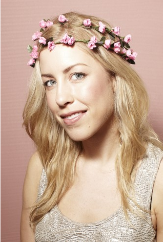 rock a floral crown!