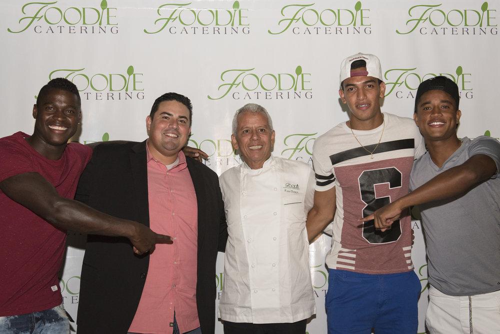 OC Players Raul Foodie Sign.JPG
