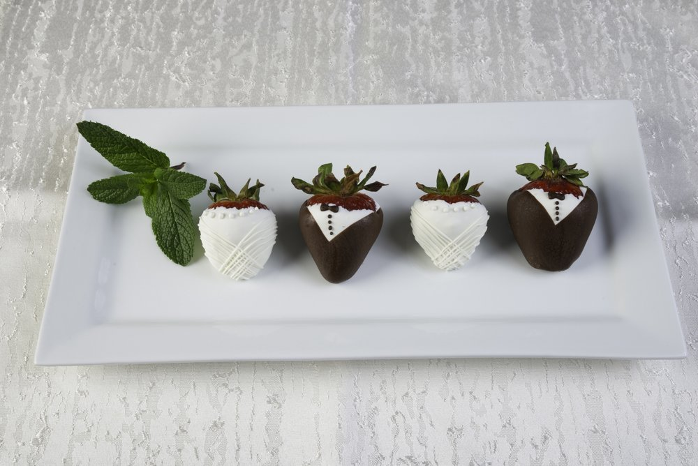 Bride and Groom Strawberries JU Photo.jpg