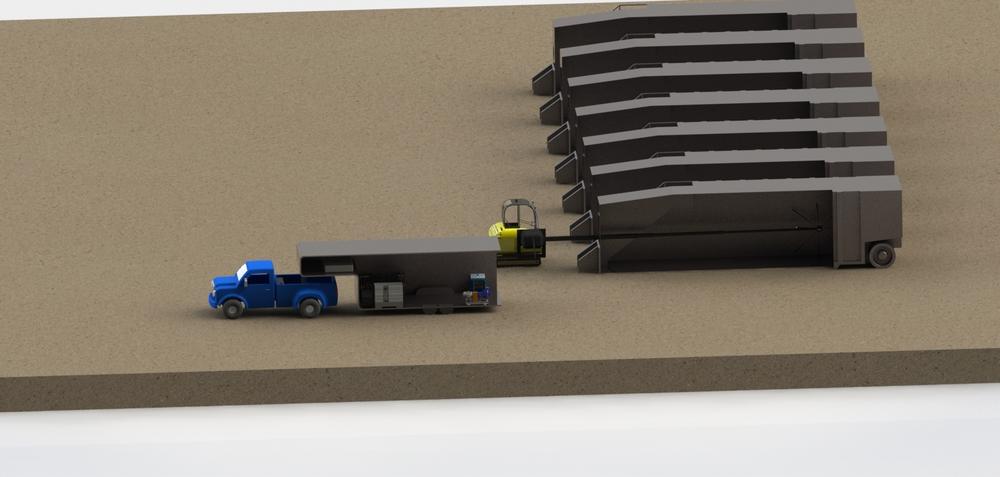 rtc 1 aardvark robotic frac tank cleaning oil tank cleaning equipment