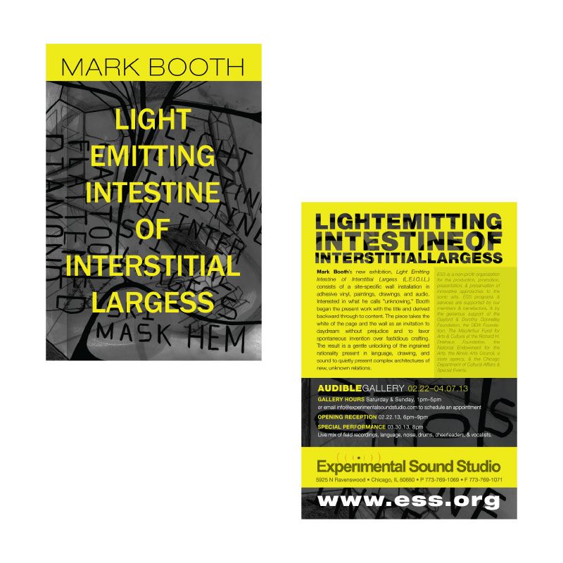 Light Emitting Intestine of Interstitial Largesse