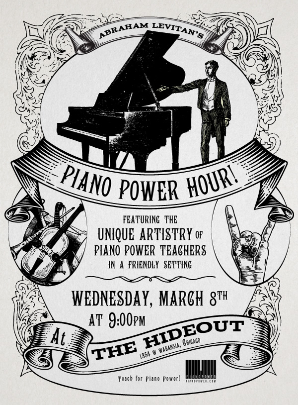 Piano Power Hour!