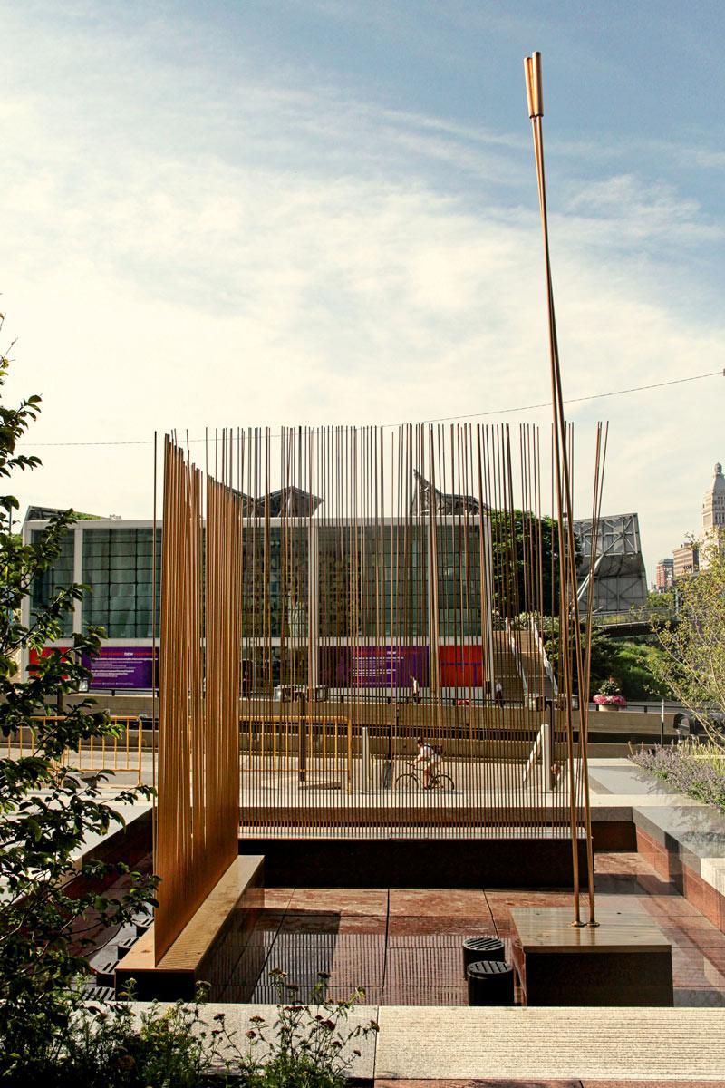 Sonambient Pavilion
