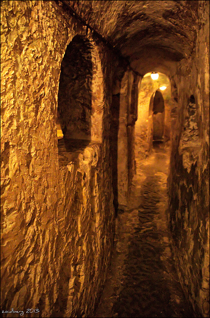 St. Paul's Catacombs, Malta. Photo by  dr_zoidber  via Flickr CCL.