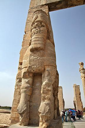 Persepolis. By Paul Ross.