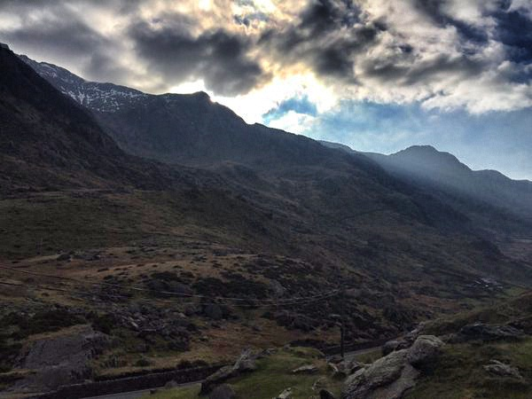 Snowdonia National Park. Photo by Joe Shaw.