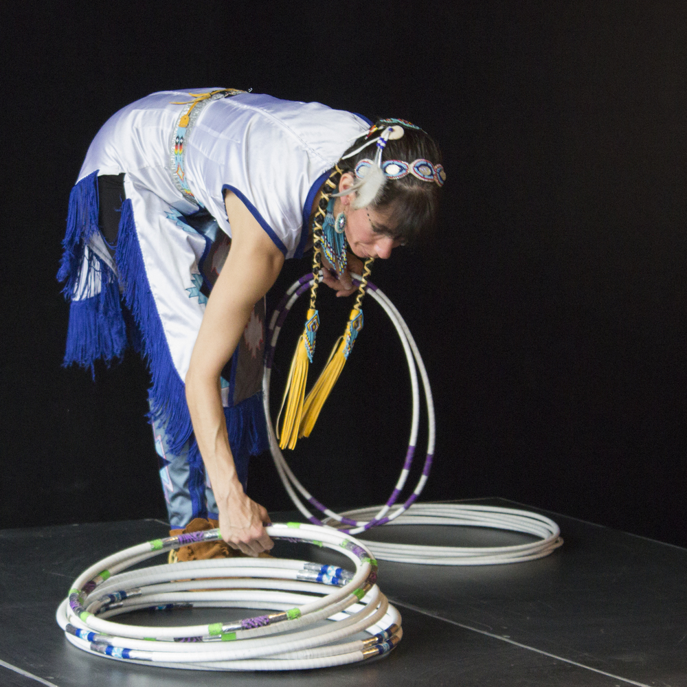 Barbara Diabo - performance